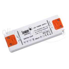 SNP40-1050IF  SNP40-1050IF - Alimentatore LED Snappy - CC - 40W / 1050mA   Snappy  Alimentatori LED