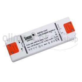 SNP50-1400IF  SNP50-1400IF - Alimentatore LED Snappy - CC - 50W / 1400mA   Snappy  Alimentatori LED