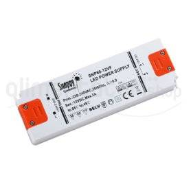 SNP60-700IF  SNP60-700IF - Alimentatore LED Snappy - CC - 60W / 700mA   Snappy  Alimentatori LED