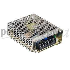 EPR-50-24  EPR-50-24 - Alimentatore Ecu El. - Box Metallo - 50W 24V - Ingresso 100-240 VAC  ECU Power-Supply  Alimentatori Au...