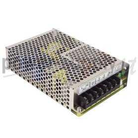 EPR-100-24  EPR-100-24 - Alimentatore Ecu El. - Box Metallo - 100W 24V - Ingresso 100-240 VAC  ECU Power-Supply  Alimentatori...