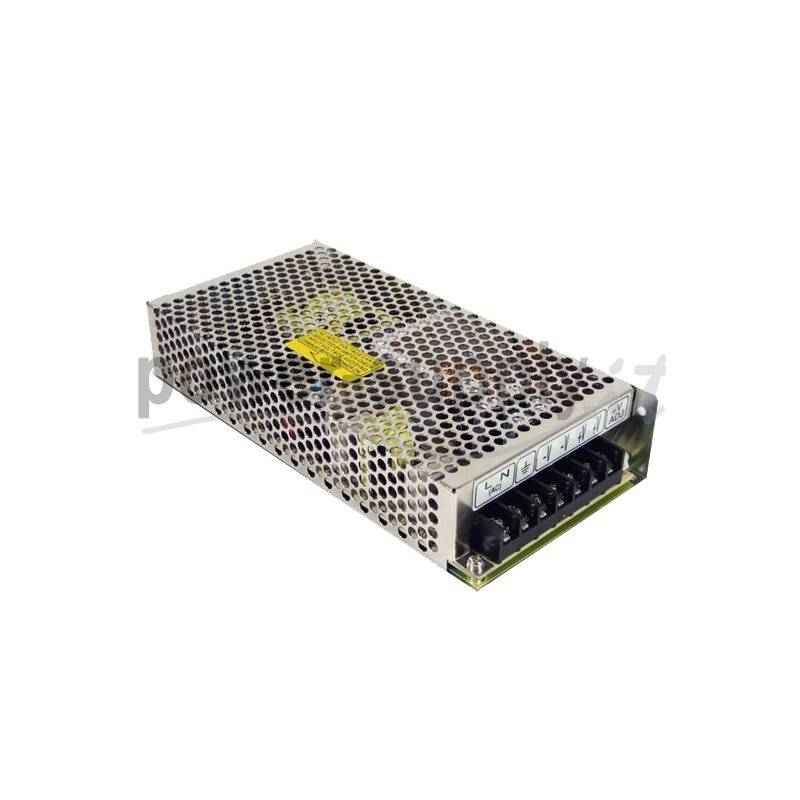 EPR-150-5  EPR-150-5 - Alimentatore Ecu El. - Box Metallo - 150W 5V - Ingresso 100-240 VAC  ECU Power-Supply  Alimentatori Au...