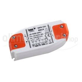 SNP8-12VL Snappy SNP8-12VL Alimentatore LED Snappy - CV - 8W / 12V Alimentatori LED