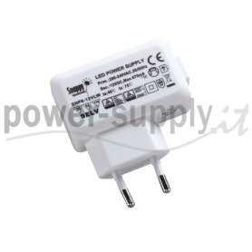 SNP8-12VLW  SNP8-12VLW Alimentatore LED Snappy - CV - 8W / 12V   Snappy  Alimentatori LED