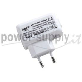 SNP8-500ILW  SNP8-500ILW - Alimentatore LED Snappy - CC - 8W / 500mA   Snappy  Alimentatori LED