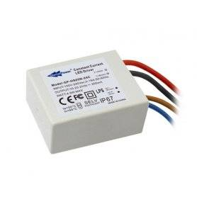 HS05N-12C  HS05N-12C - Alimentatore LED Glacial Power - CC - 5W / 350mA  Glacial Power  Alimentatori LED