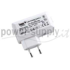 SNP12-500ILW  SNP12-500ILW - Alimentatore LED Snappy - CC - 12W / 500mA   Snappy  Alimentatori LED