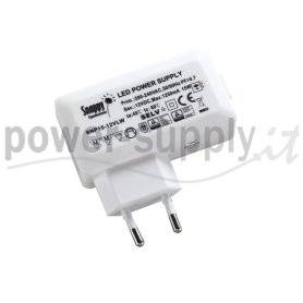 SNP15-350ILW  SNP15-350ILW - Alimentatore LED Snappy - CC - 15W / 350mA   Snappy  Alimentatori LED