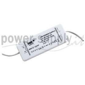 SNP12-350IFP  SNP12-350IFP - Alimentatore LED Snappy - CC - 12W / 350mA   Snappy  Alimentatori LED