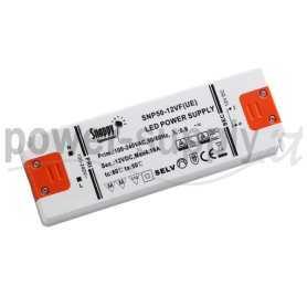 SNP50-12VF(UE)  SNP50-12VF(UE) Alimentatore LED Snappy - CV - 50W / 12V   Snappy  Alimentatori LED
