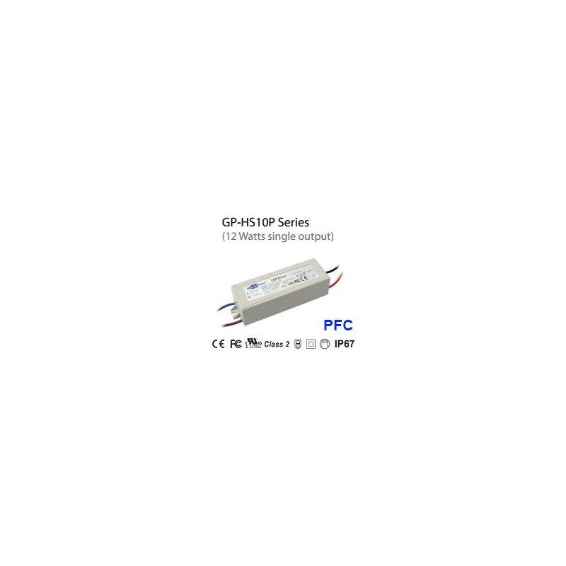 HS10P-24C , Alimentatori LED , Glacial Power