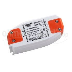 SNP8-12VL-1  SNP8-12VL-1 Alimentatore LED Snappy - CV - 8W / 12V   Snappy  Alimentatori LED