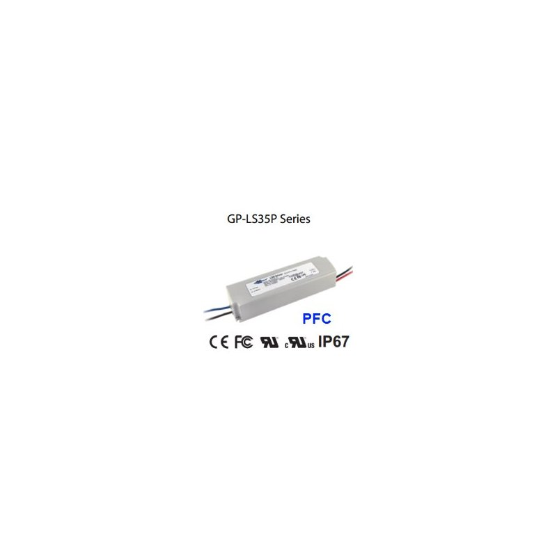 LS35P-24 , Alimentatori AC/DC , Glacial Power