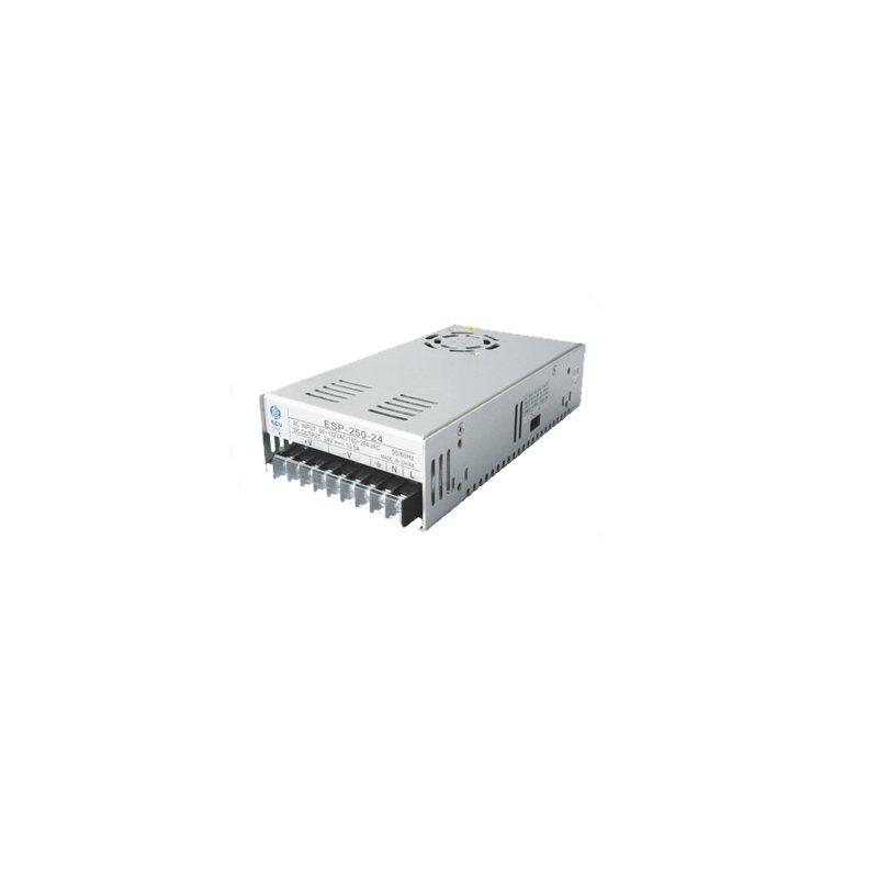 ESP-250-36  ESP-250-36 - Alimentatore Ecu El. - Box Metallo - 250W 36V - Ingresso 110/220 VAC  ECU Power-Supply  Alimentatori...