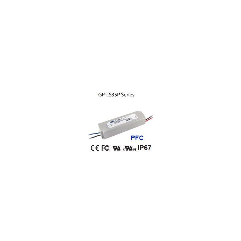 LS35P-12B , Alimentatori AC/DC , Glacial Power