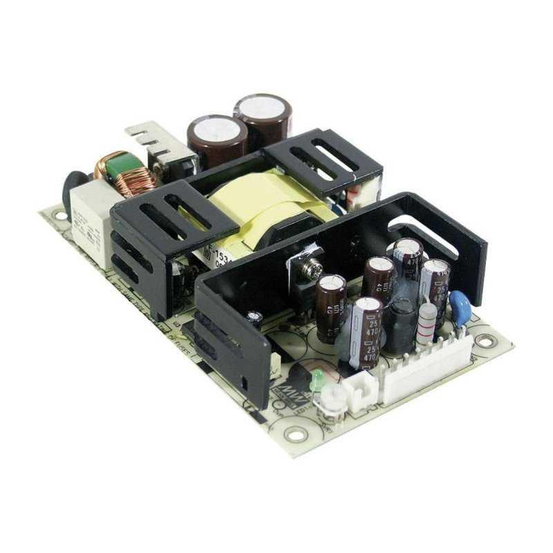RPD-75B MeanWell RPD-75B - Alimentatore Meanwell - Open F. 75W 5V - Input 100-240 VAC Alimentatori Automazione