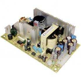 MPT-65B - Alimentatore Meanwell - Open F. 60W 5V - Input 100-240 VAC