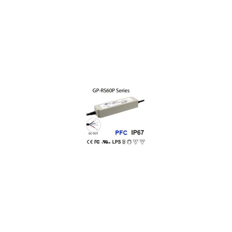 RS60P-24CA  RS60P-24CA  Glacial Power  Alimentatori LED