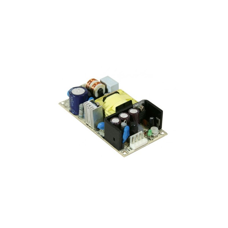 PS-35-24 MeanWell PS-35-24 - Alimentatore Meanwell - Open F. 35W 24V - Input 100-240 VAC Alimentatori Automazione