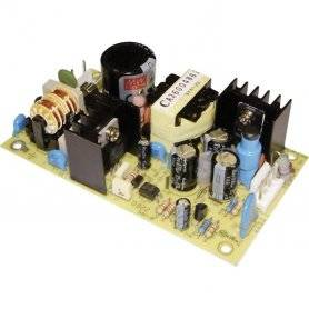 PS-25-3,3 - Alimentatore Meanwell - Open F. 25W 3,3V - Input 100-240 VAC