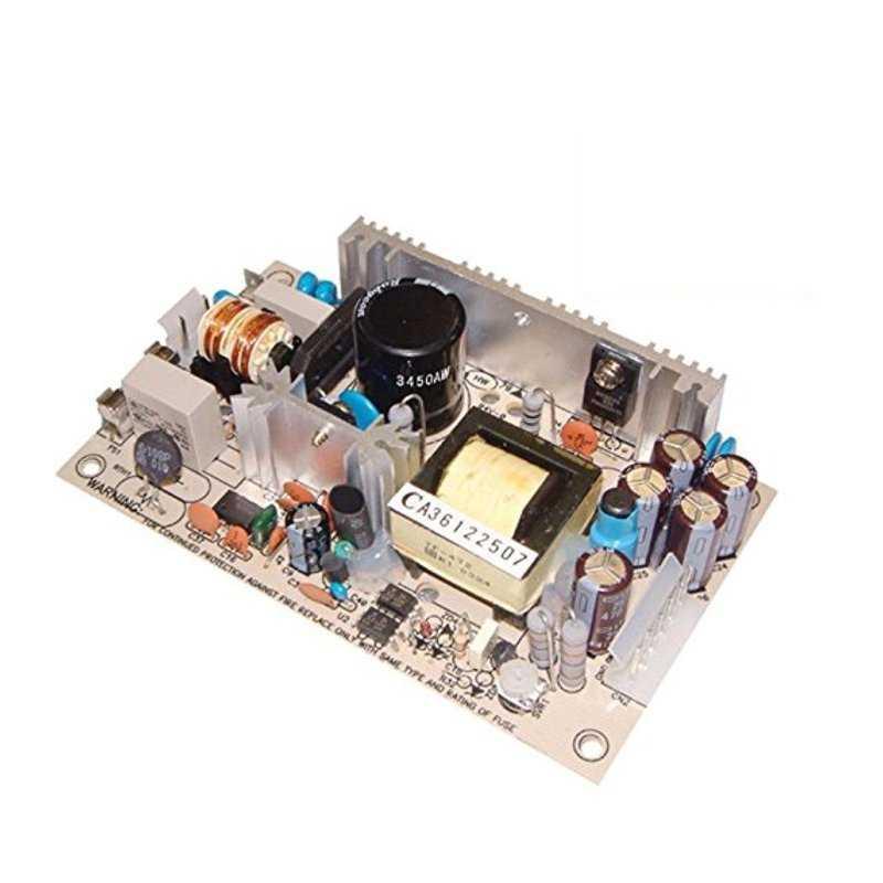 PS-45-3,3 MeanWell PS-45-3,3 - Alimentatore Meanwell - Open F. 45W 3,3V - Input 100-240 VAC Alimentatori Automazione