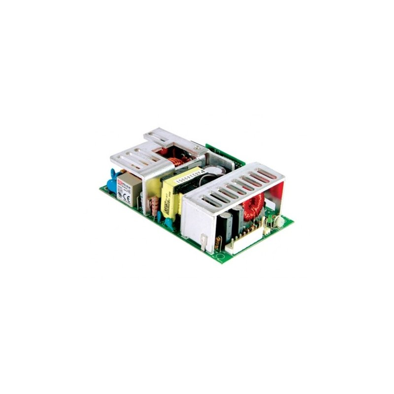 PPS-125-48 MeanWell PPS-125-48 - Alimentatore Meanwell - Open F. 125W 48V - Input 100-240 VAC Alimentatori Automazione