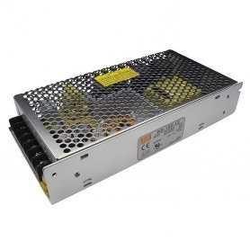 RD-125B  RD-125B - Alimentatore Meanwell - Box Metallo - 125W 24V - Ingresso 100-240 VAC  MeanWell  Alimentatori Automazione