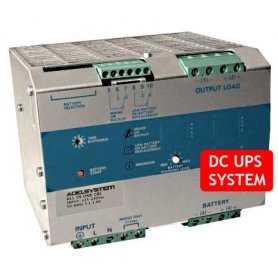 CBI2420A  CBI2420A- DC UPS System Evoluto Adelsystem - 480W / 24V / 20A  Adelsystem  Caricabatterie