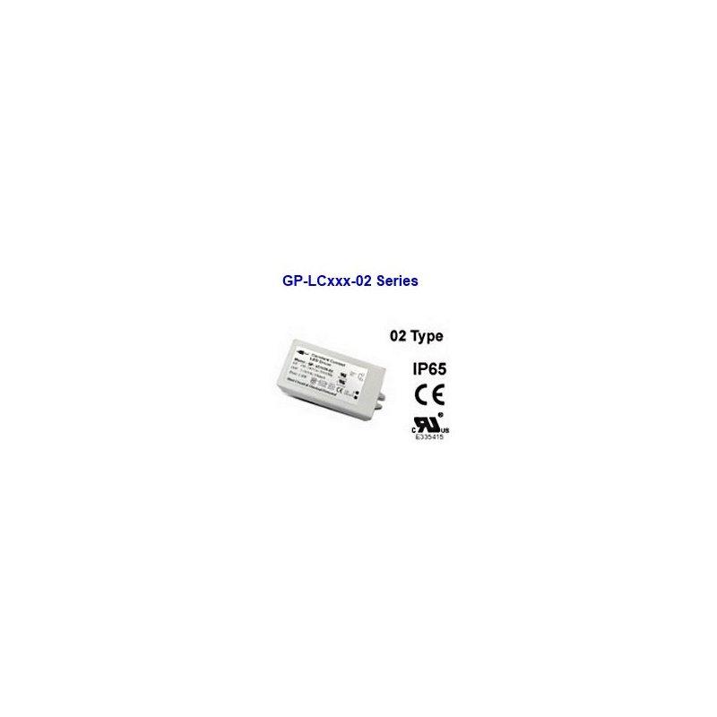 LC7021-02  LC7021-02 - Alimentatore LED Glacial Power - CC - 9W / 700mA   Glacial Power  Alimentatori LED