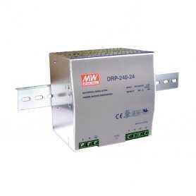 DRP-240-24 , Alimentatori Automazione , MeanWell