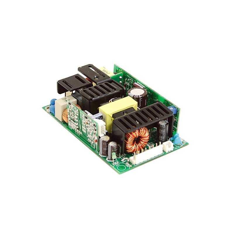 RPT-160D MeanWell RPT-160D - Alimentatore Meanwell - Open F. 160W 5V - Input 100-240 VAC Alimentatori Automazione
