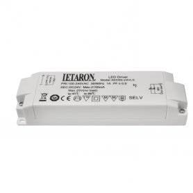 AED60-12VLS  AED60-12VLS Alimentatore LED Letaron - CV - 60W / 12V  Letaron  Alimentatori LED