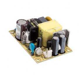 EPS-15-12 MeanWell EPS-15-12 - Alimentatore Meanwell - Open F. 15W 12V - Input 100-240 VAC Alimentatori Automazione