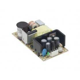 EPS-65-7,5 MeanWell EPS-65-7,5 - Alimentatore Meanwell - Open F. 65W 7,5V - Input 100-240 VAC Alimentatori Automazione