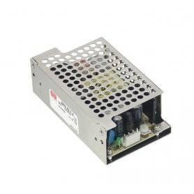 EPS-65-24C  EPS-65-24C - Alimentatore Meanwell - Box Metallo - 65W 24V - Ingresso 100-240 VAC  MeanWell  Alimentatori Automaz...