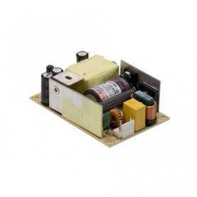 EPS-65S-24  EPS-65S-24 - Alimentatore Meanwell - Aperto - 65W 24V - Ingresso 100-240 VAC  MeanWell  Alimentatori Automazione
