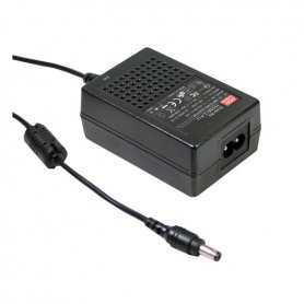 GS18B07-P1J  GS18B07-P1J - Alimentatore Meanwell - Desktop 18W 7,5V - Ingresso 100-240 VAC  MeanWell  Alimentatori Desktop