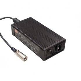 PB-230-12  PB-230-12- Carica Batterie Semplice MeanWell - 230W / 12V / 16A  MeanWell  Caricabatterie