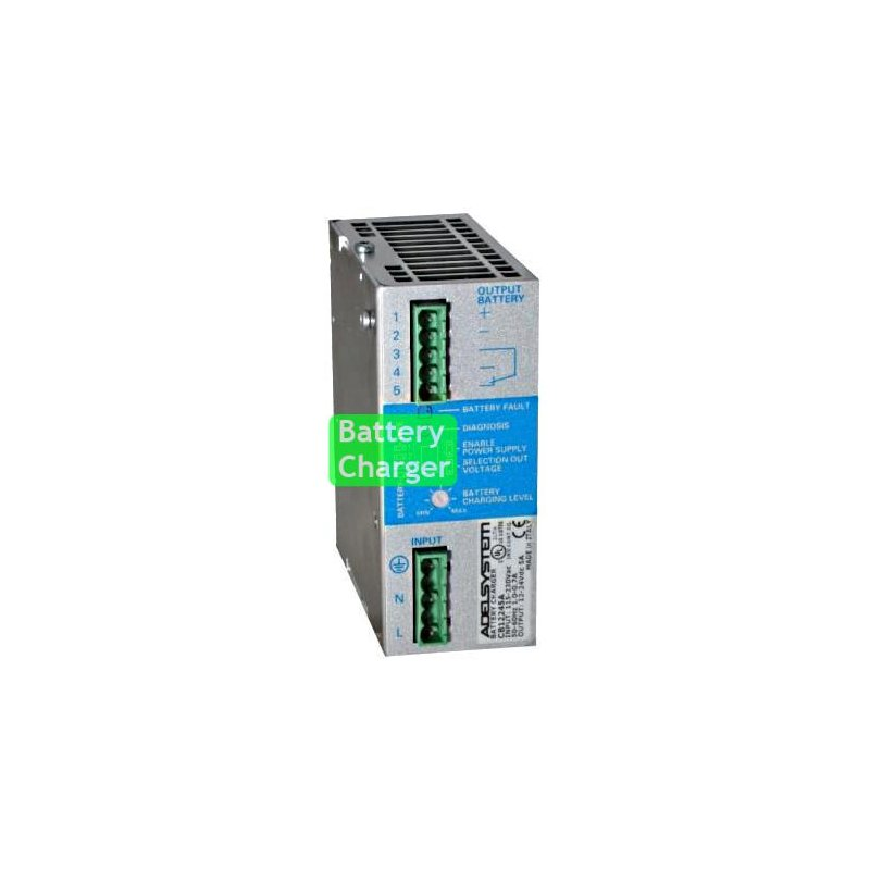 CB12245A  CB12245A- Carica Batterie Evoluto Adelsystem - 120W / 24V / 56A  Adelsystem  Caricabatterie