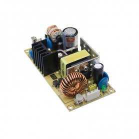 PSD-30A-5  PSD-30A-5 - Convertitore DC/DC Meanwell - Aperto - - 30W / 5V - Ingresso 12VDC  MeanWell  Alimentatori AC/DC