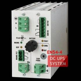 ZM12V10A-151A REL Power ZM12V10A-151A- DC UPS System Evoluto REL Power - 150W / 12V / 10A Caricabatterie