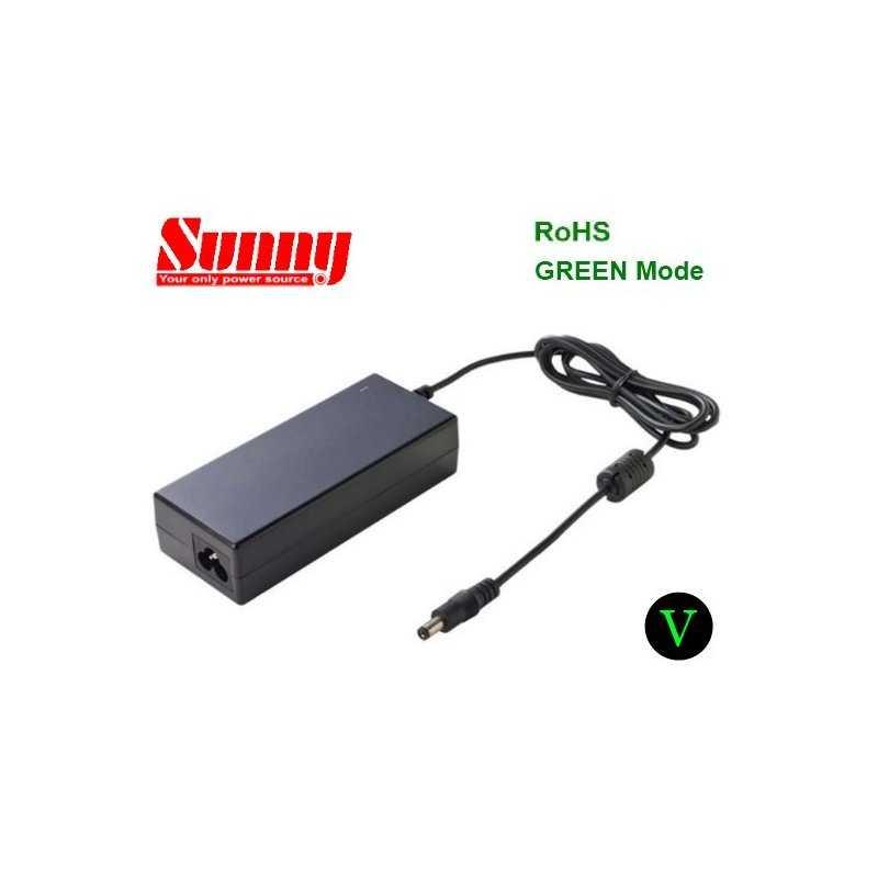 STXX-9024-M3/5521  STXX-9024-M3/5521 - Alimentatore Sunny - Desktop 90W 24V - Input 100-240 VAC  Sunny  Alimentatori Desktop