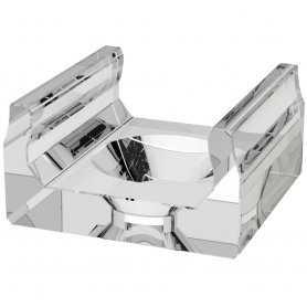 770.FIX.XB Clip per profili di tipo X Basic , Bianco, Trasparente, Nero Luminos Light Accessori Illuminazione
