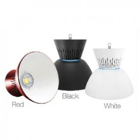 GL-BL30D  Lampada a sospensione colorata GLACIAL LIGHT (dimmerabile) - 30W - 2550lm max - Mod. GL-BL30  Glacial Light  Illumi...