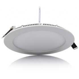 PS-FPL-R3  Faretto Incasso Slim LED Rotondo 4W / IP20 / 260 Lm Max / D.106mm    Faretti Soffitto e Incasso