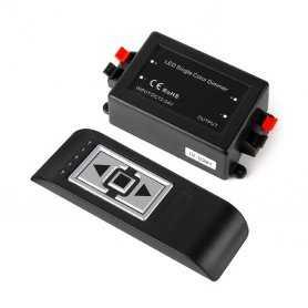 DIMMER LED - Telecomando RF - 1CANALE | IN 12V~24V | 192W MAX