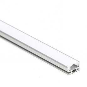 PS-PAS  PS-PAS - Profilo Alluminio piatto quadrato  Profili Alluminio