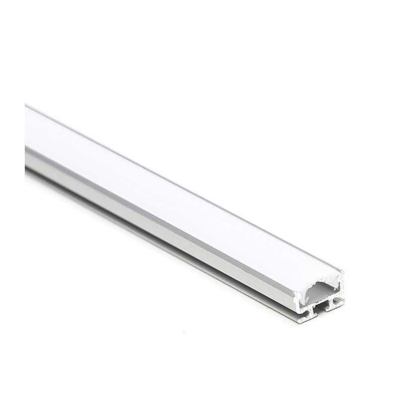 PS-PAS Profilo alluminio sezione quadrata