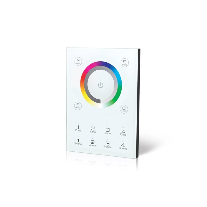 DMX CONTROLLER - Touch - 16CANALI | IN 5V | 3W Max dherugyrug