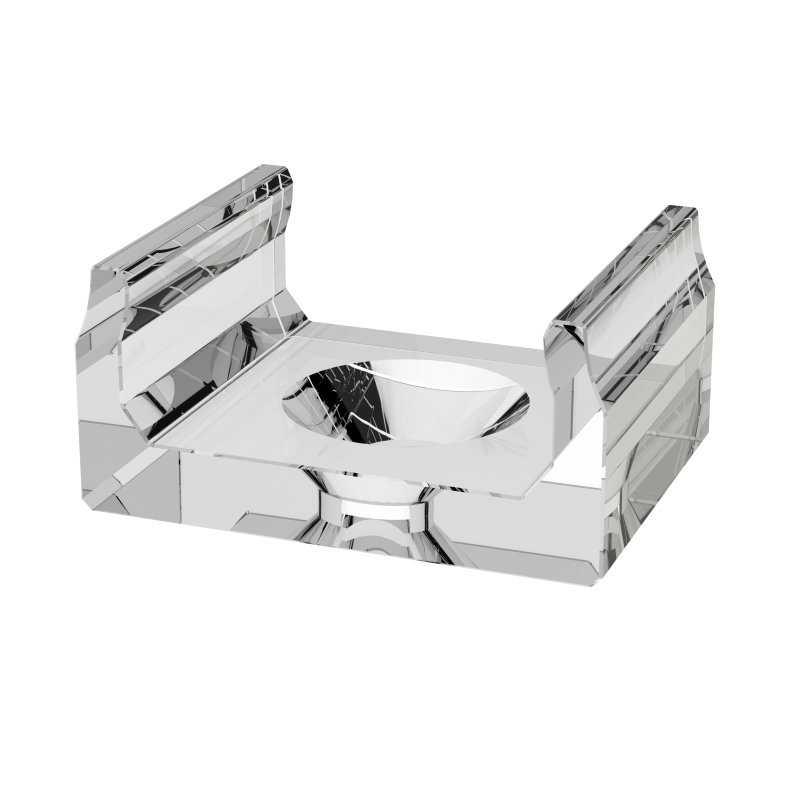 770.FIX.ABM  Clip MINI per profili di tipo A Basic, Bianco, Trasparente, Nero  Luminos Light  Accessori Illuminazione